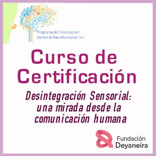 Generación 2021-Certificacion-Módulo 2 | Desintegración Sensorial